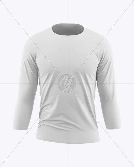 Download Mockup Long T Shirt Psd Yellowimages