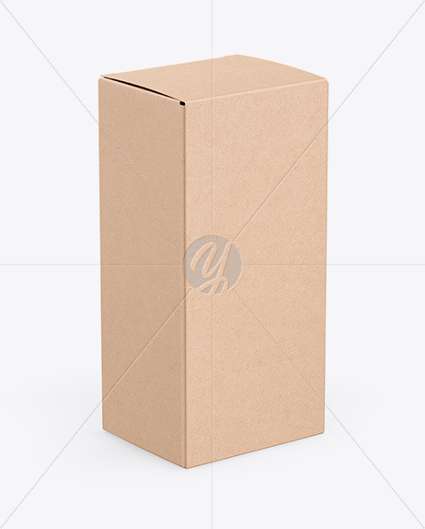 Download Cardboard Box Mockup Free Yellowimages