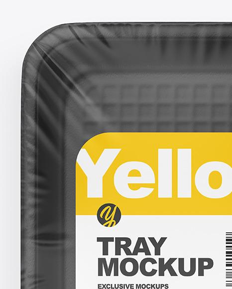 Download Tray Fish Psd Mockup Yellowimages
