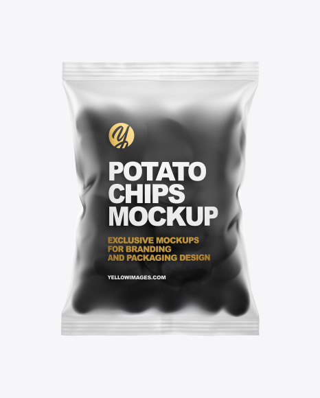 Download Potato Chips Bag Mockup Free Yellowimages