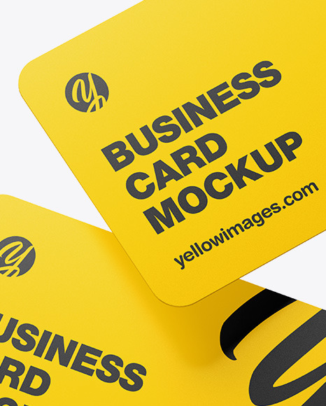 Download Visiting Card Mockup Free Psd Yellowimages