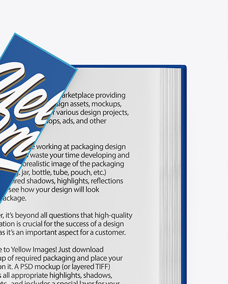 Download Free Open Book Mockup Psd Yellowimages