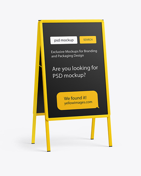 Download Free Psd Mockups Poster Yellowimages