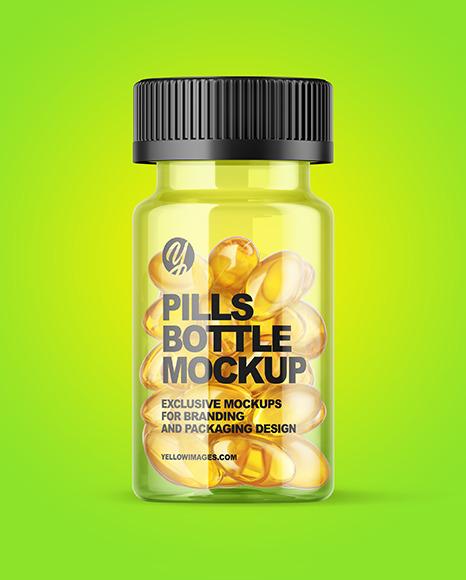 Download Packaging Mockup Jar Yellowimages