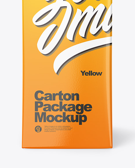 Download Glossy Juice Pack With Screw Cap Psd Mockup Yellowimages