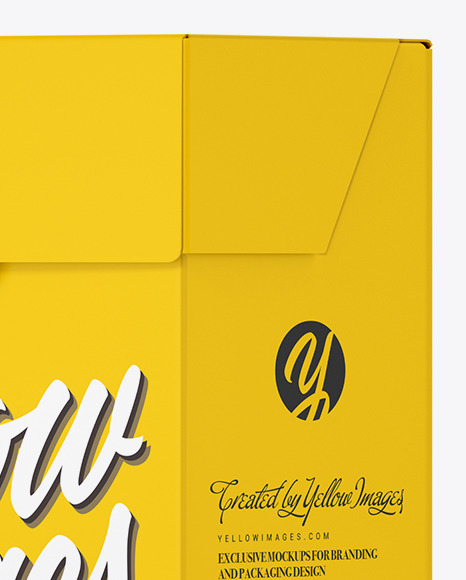 Download Egg Packaging Mockup Yellow Images