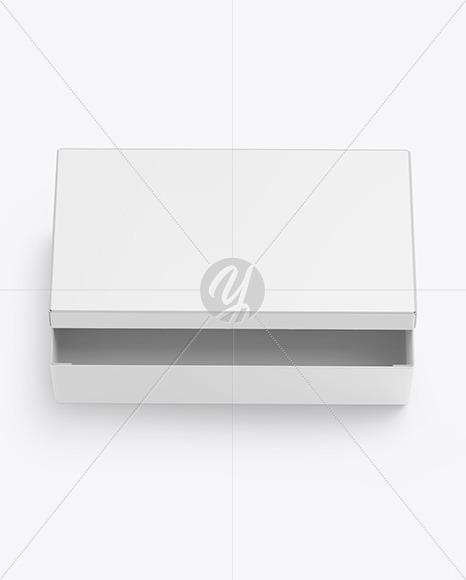 Download Closed Display Box Psd Mockup Yellowimages