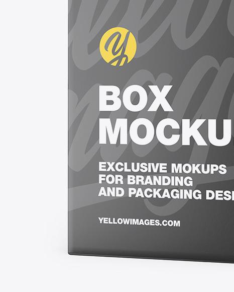 Download Mockup Box Food Yellowimages