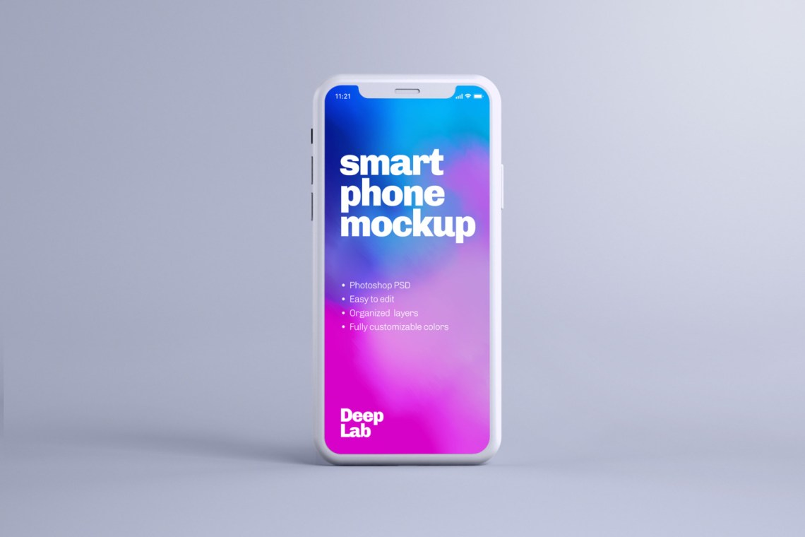 Download Realistic Iphone Mockup Yellowimages