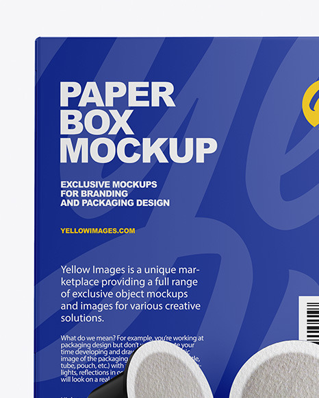 Download Box Package Mockup Free Yellowimages
