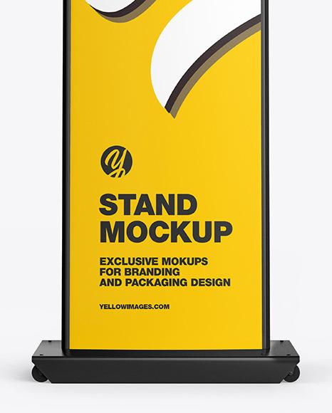 Download Clothing Brand Logo Mockup Yellow Images