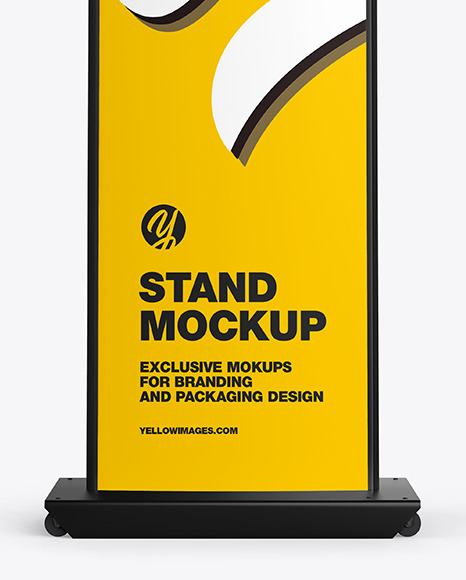 Download Product Display Stand Mockup Yellowimages