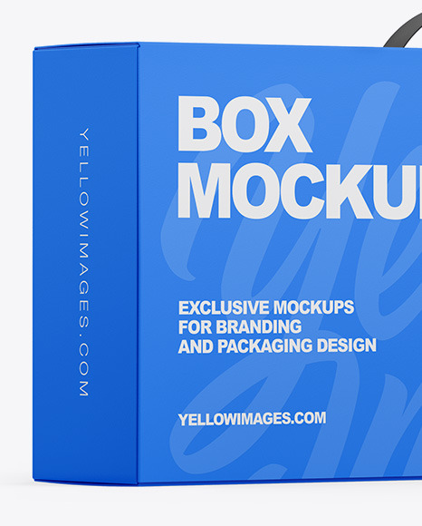 Download Tissue Box Mockup Psd Yellowimages