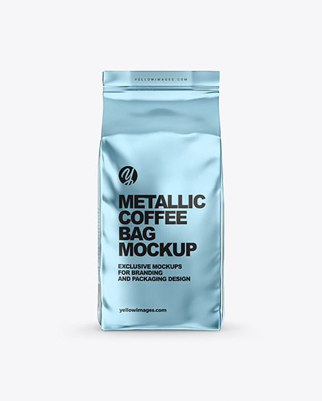 Download Coffee Packaging Mockup Yellowimages