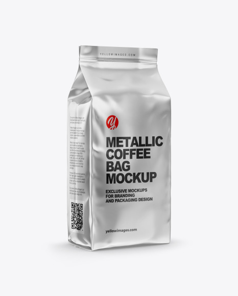 Download Coffee Bag Mockup Yellowimages