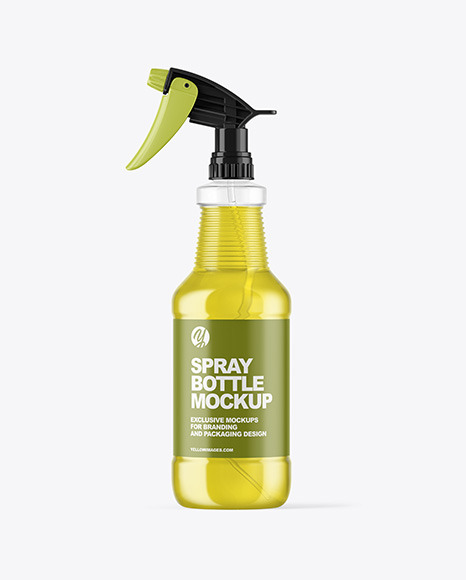 Download Color Liquid Bottle Psd Mockup Yellowimages
