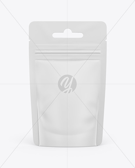 Download Mockup Kemasan Standing Pouch Yellowimages