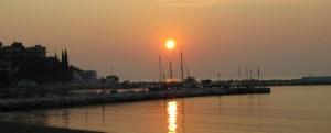 Sunrise - Paralio Astros, Greece