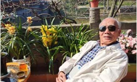 晓明:一个几经磨难老作家艰辛的人生之路——记铁流先生