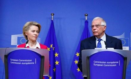 【自由亚洲电台】中国独裁并违背经济承诺 欧盟报告对欧中关系表悲观