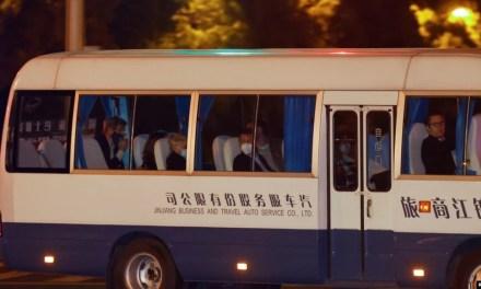 【美国之音】克里抵达上海,拜登寻求美中合作的首次努力面临考验