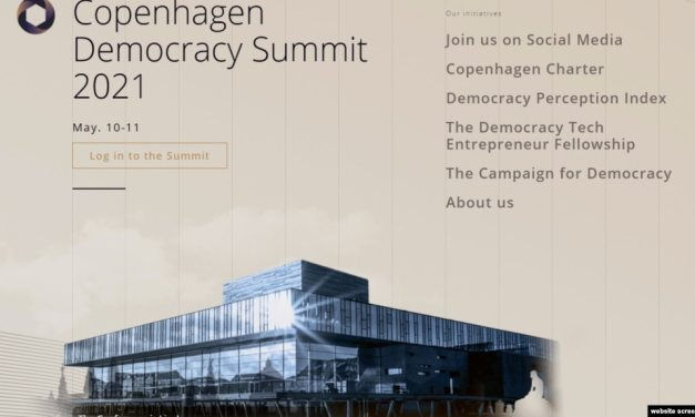 """【美国之音】哥本哈根民主峰会呼唤美国的领导,中国被视为民主的""""最大威胁"""""""