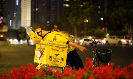 【搜狐】北大博士为做研究送半年外卖:骑手内卷,平台不断试探人的极限