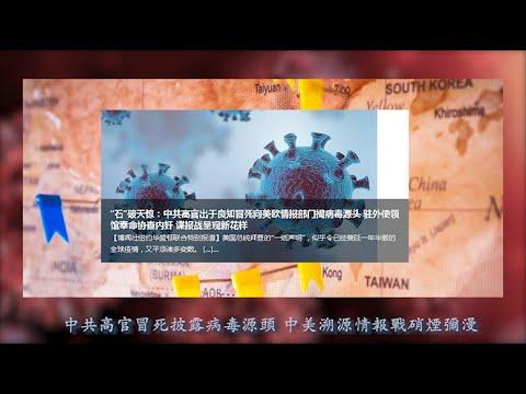 张杰:中美病毒溯源情报战硝烟弥漫