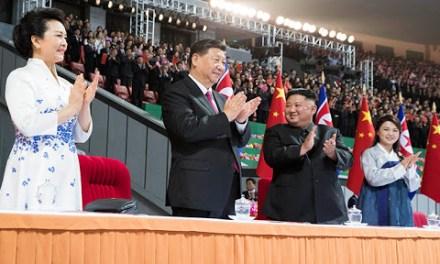 张杰:朝鲜向中国要粮度饥荒 日本行使自卫权护卫台湾