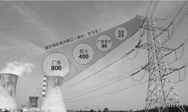 张杰:电荒潮突如其来 中国人的苦日子到了