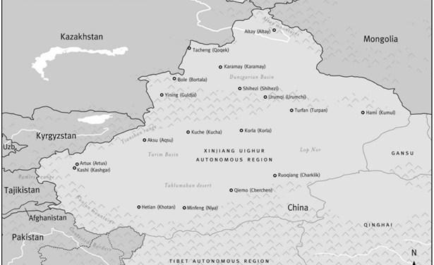 韩家亮:浅谈新疆问题的根源和应对