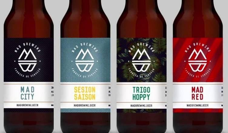 Mad Brewing es una fabrica de cerveza artesa ubicada en Madrid donde poder tanto disfrutar de esta bebida como poder comer a un precio razonable.