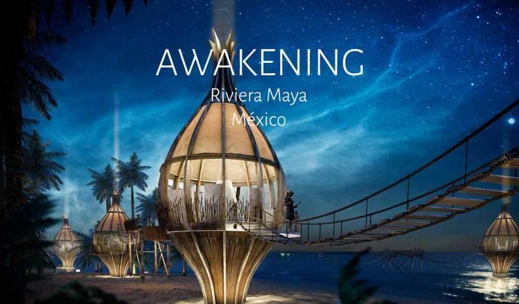 Awakening Hotel un eco-hotel sorprendente en Rivera Maya