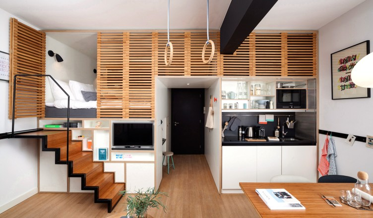 Zoku, que podríamos definir como un perfecto híbrido entre hotel, coworking y apartamento, una nueva marca que difumina las líneas entre estos tres concepto