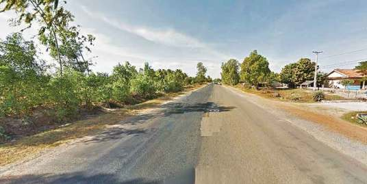 National Road 5 Land | 76.3km From Phnom Penh