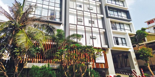 Boeng Keng Kang Market | 1-2 Bedrooms Apartment
