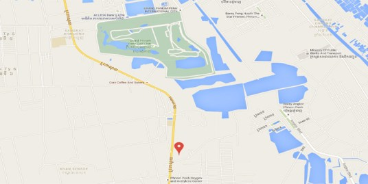 South Of Grand Phnom Penh Golf Club | Land For Sale