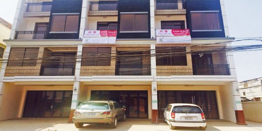 Royal Academy of Cambodia |  New Row House For Sale