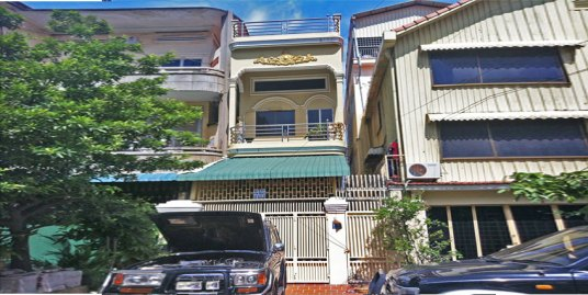 Near Callemet Hospital|Row House For Rent