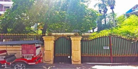 Near Toul Sleng| Villa For Rent