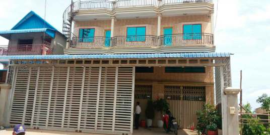 Near Airport| 3 Row House For Sale