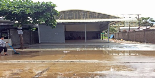 Toul SangKar| Warehouse For Rent