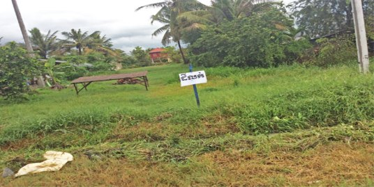 NR3 48 Km| Land For Sale