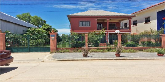 Sen Sok| House For Sale