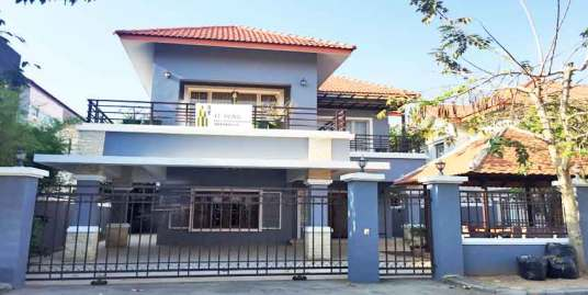 Near Sunway Borey | Villa For Rent