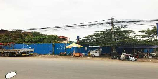 R-LD030167-St.516 Toul Kork Bueng Kork I | Land For Rent