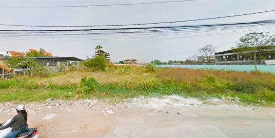 S-LD080332-St.2004 Sen Sok Tuek Thla | Land For Sale