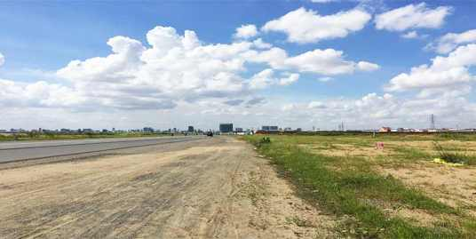 S-LD080350-St.Hun Sen Blvd Chak Angrea | Land For Sale