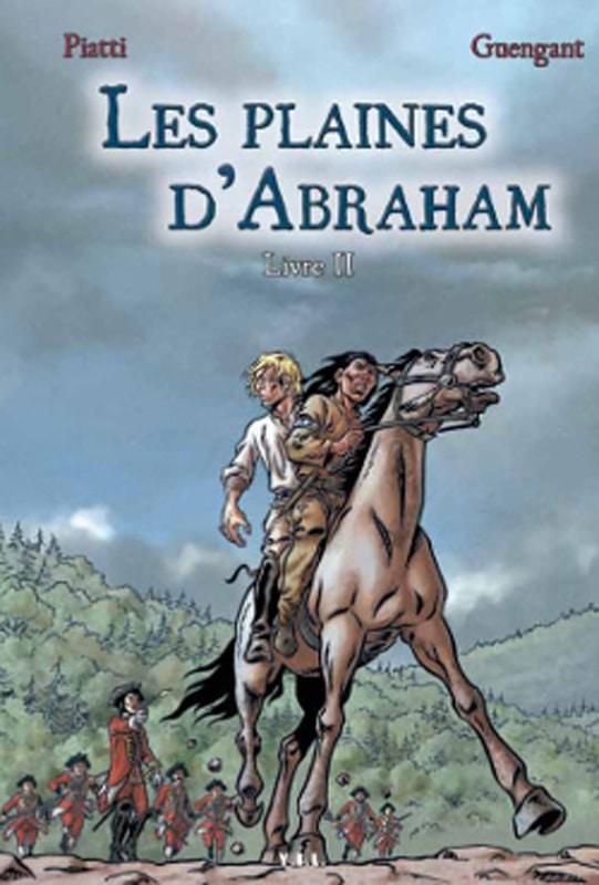 Les Plaines d'Abraham Livre II