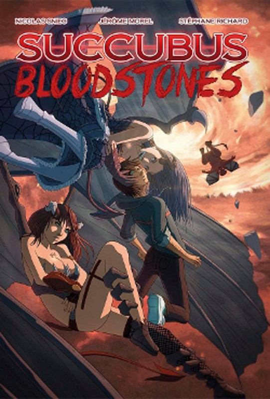 Succubus Bloodstones